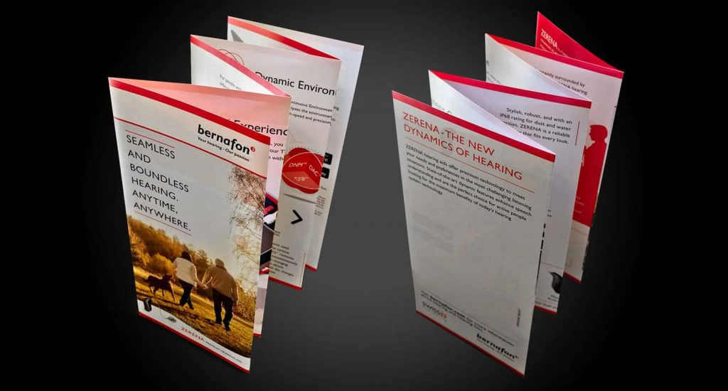 sales collateral