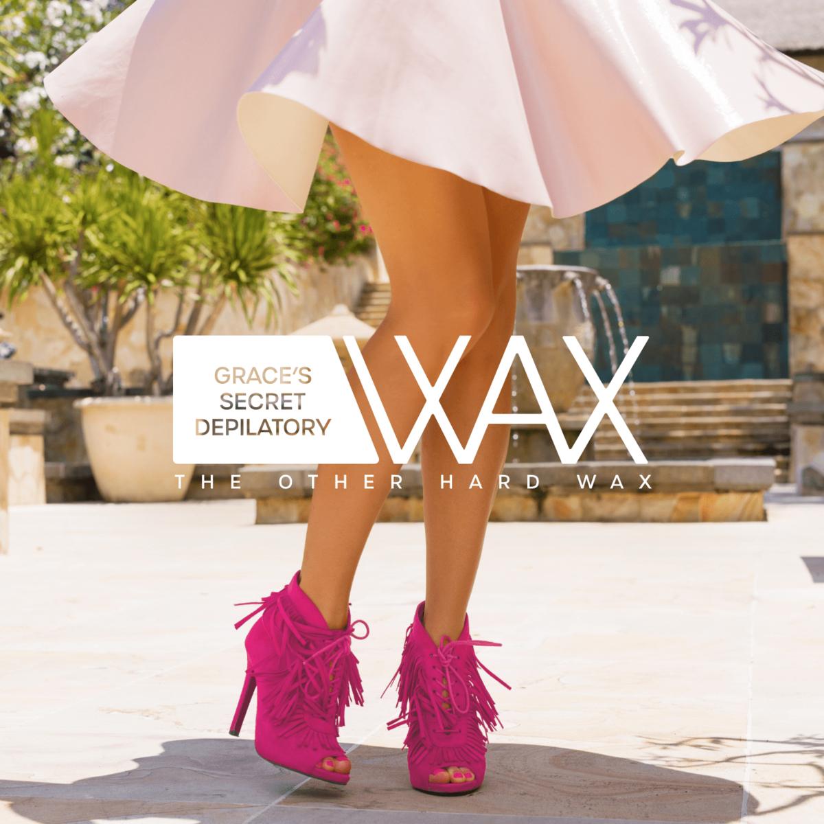 Grace's Secret Depilatory Wax