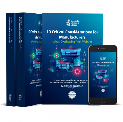 10 Critical Considerations for Manufacturers E-Book