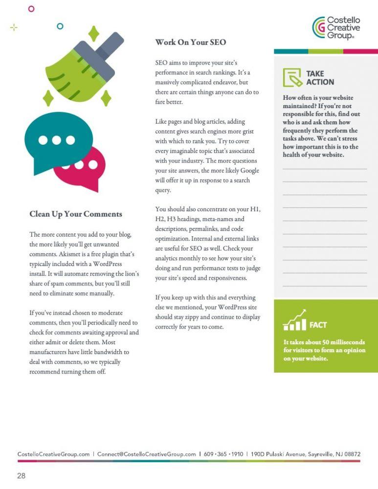 10 Critical Considerations for Manufacturers E-Book Screenshot