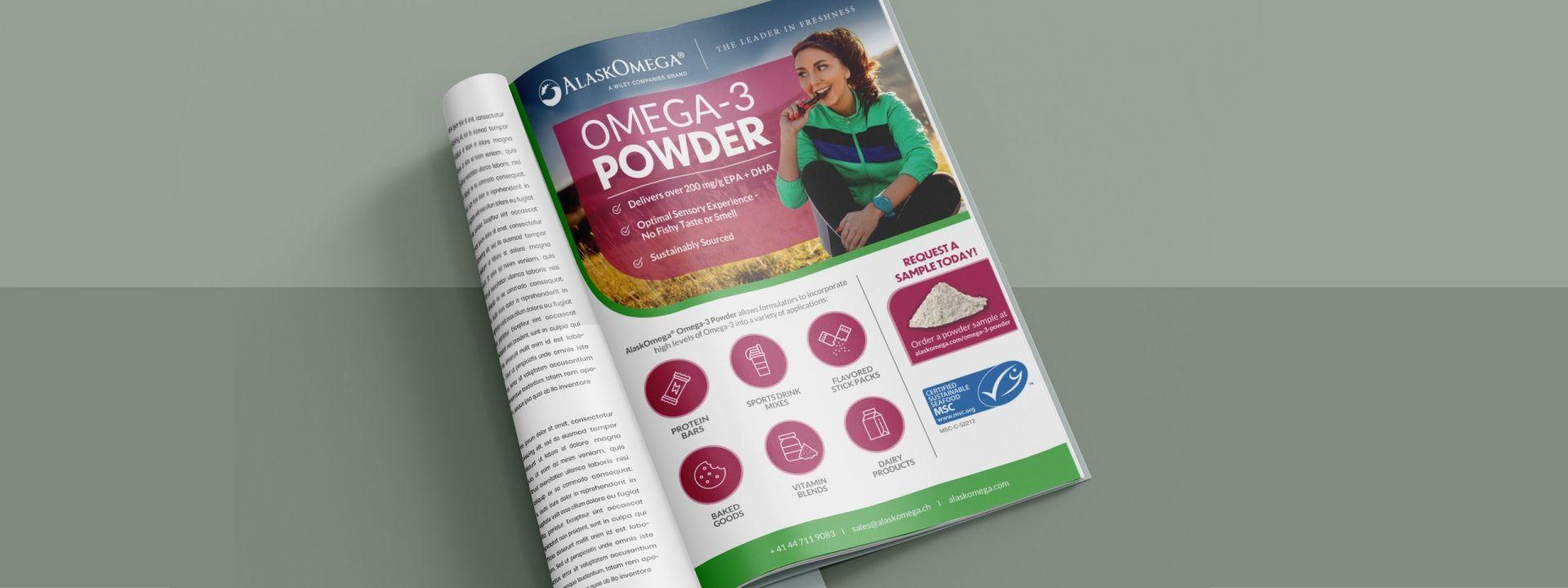 AlaskaOmega Magazine Ad
