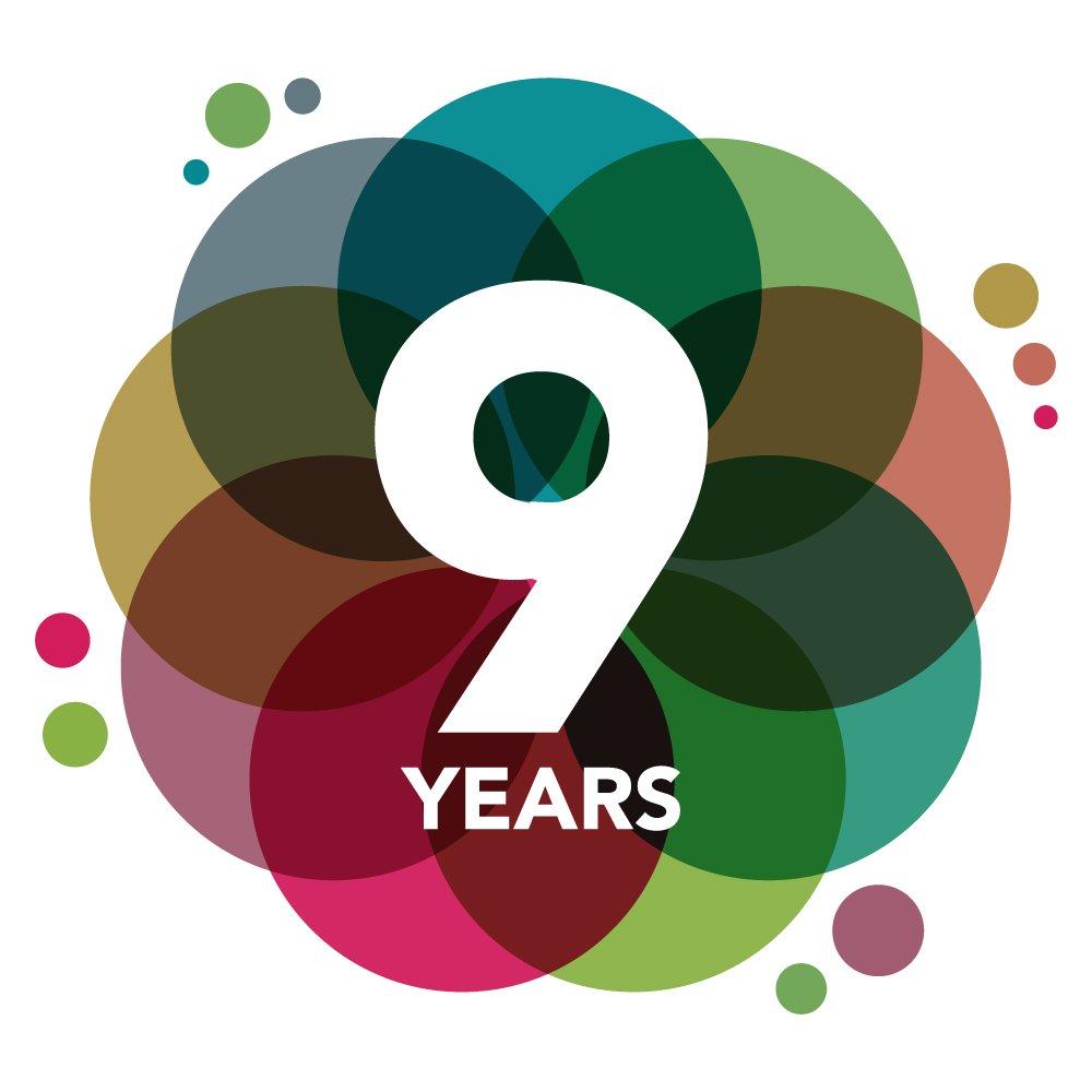 CCG 9 year anniversary